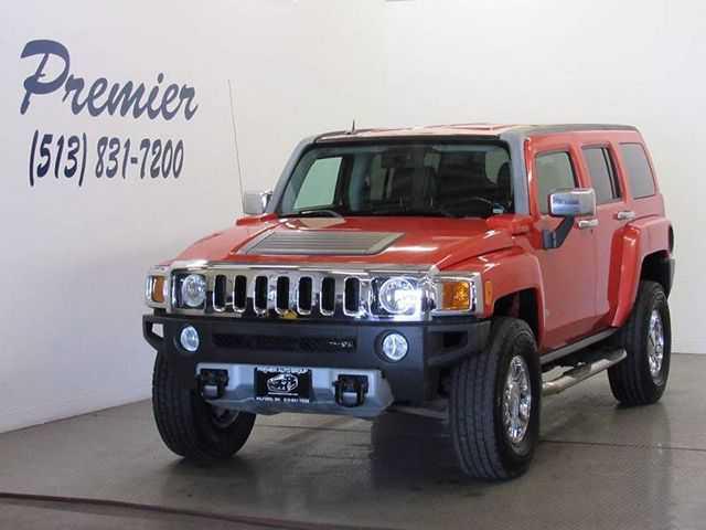 Hummer H3 2008 $17995.00 incacar.com
