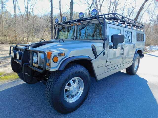 Hummer H1 2001 $63500.00 incacar.com