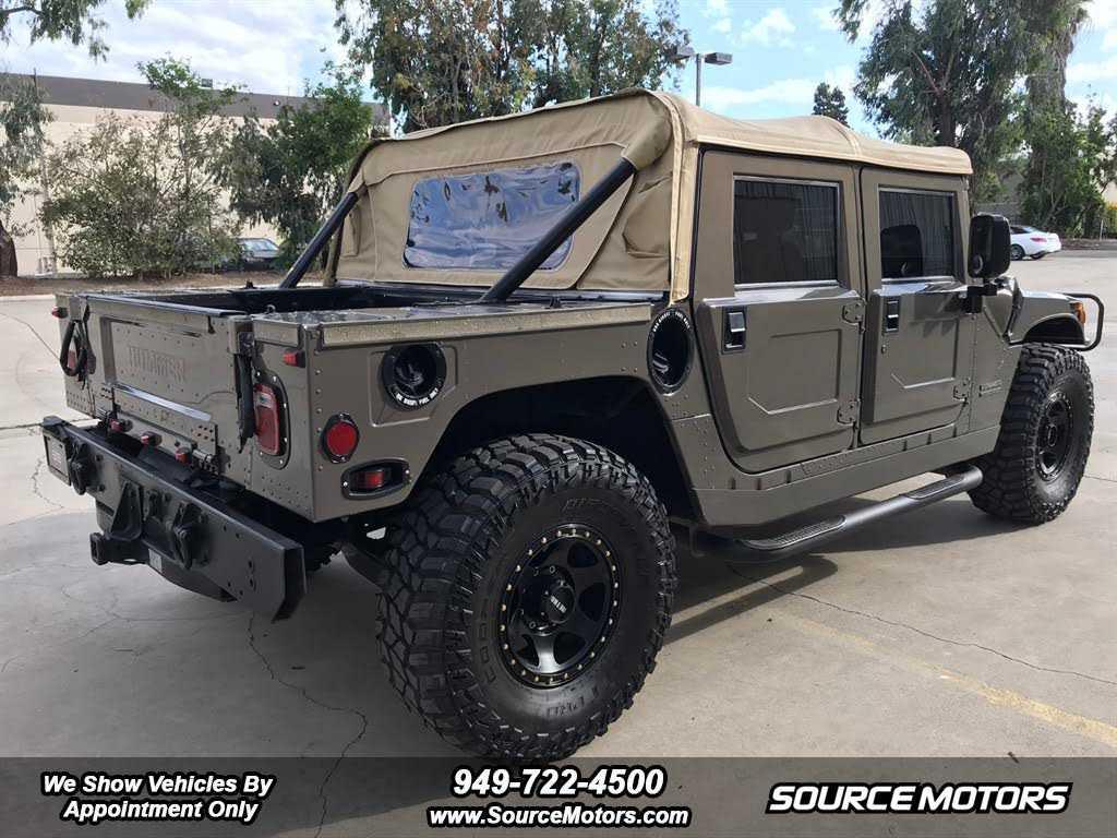 Hummer H1 1999 $55888.00 incacar.com