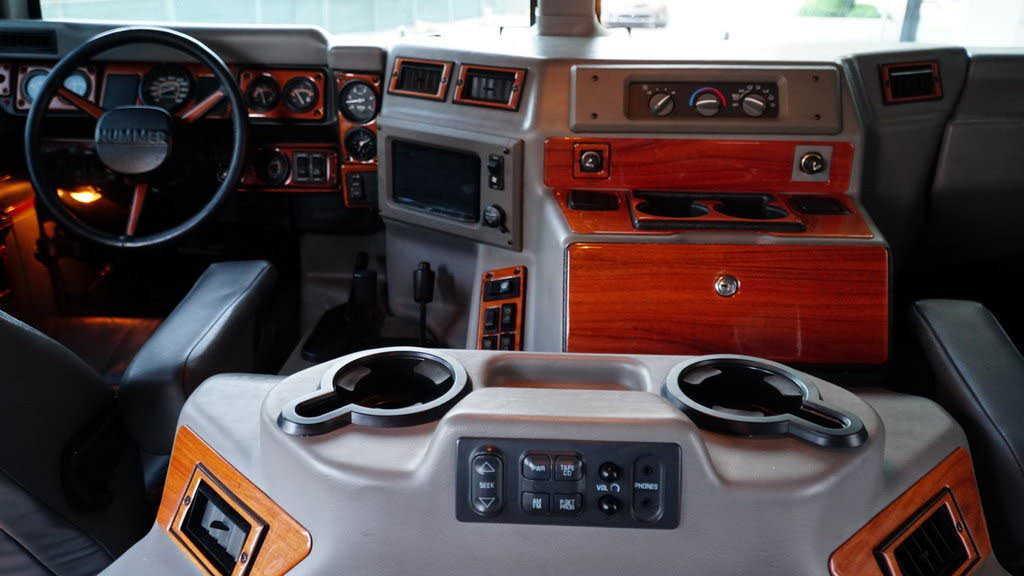 Hummer H1 2000 $52500.00 incacar.com