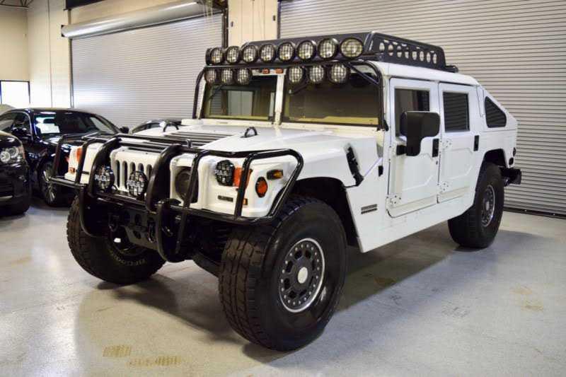 Hummer H1 2000 $79995.00 incacar.com