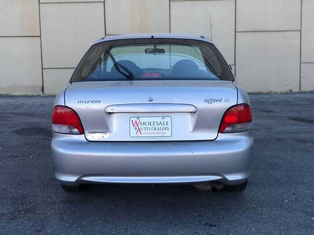 used Hyundai Accent 1999 vin: KMHVD34N5XU508271