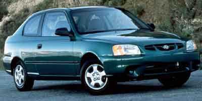 Hyundai Accent 2002 $300.00 incacar.com