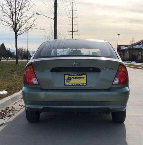 Hyundai Accent 2003 $1500.00 incacar.com