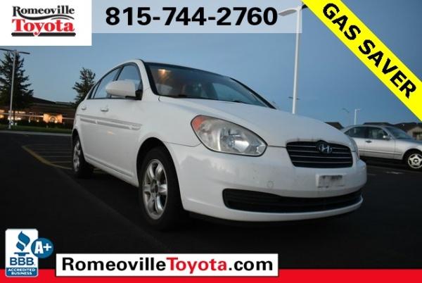 Hyundai Accent 2006 $3400.00 incacar.com