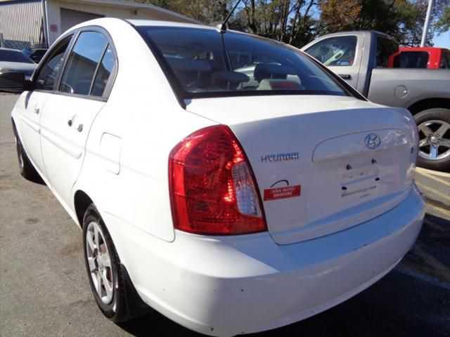 Hyundai Accent 2007 $1995.00 incacar.com