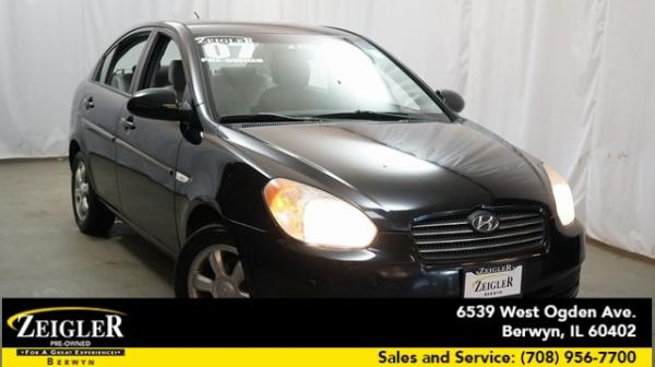 Hyundai Accent 2007 $3300.00 incacar.com