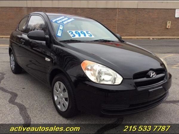 Hyundai Accent 2007 $3695.00 incacar.com