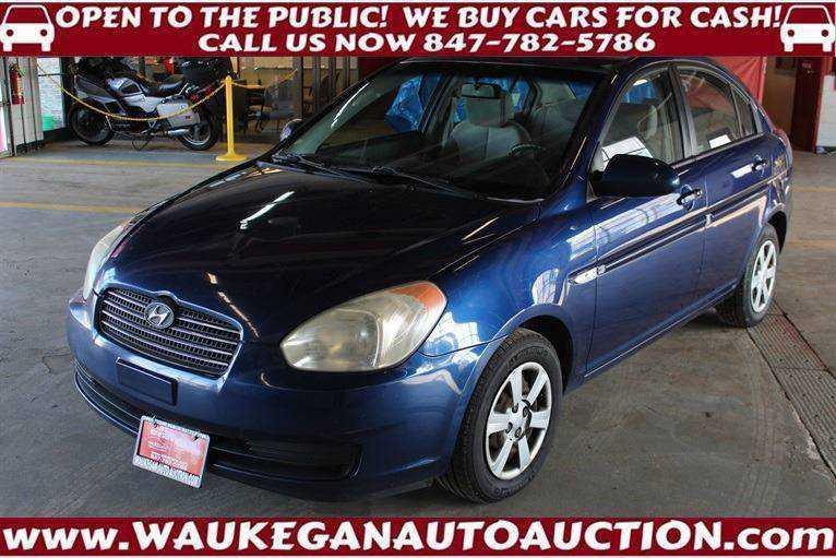 Hyundai Accent 2007 $1500.00 incacar.com