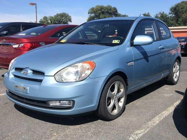 accent 2008 hatchback