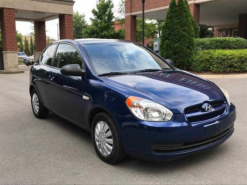 Hyundai Accent 2008 $2700.00 incacar.com
