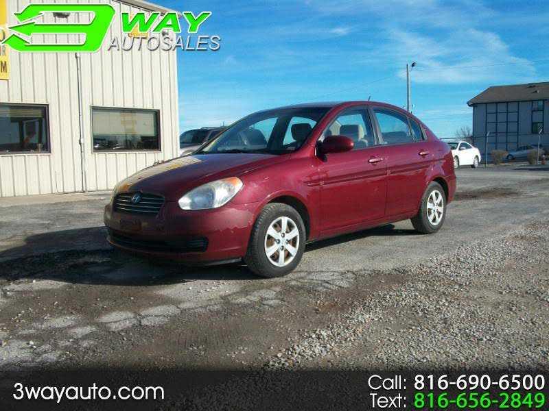 Hyundai Accent 2008 $5995.00 incacar.com