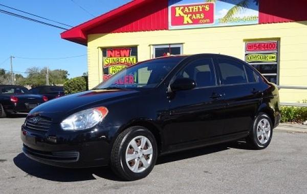 Hyundai Accent 2009 $3950.00 incacar.com