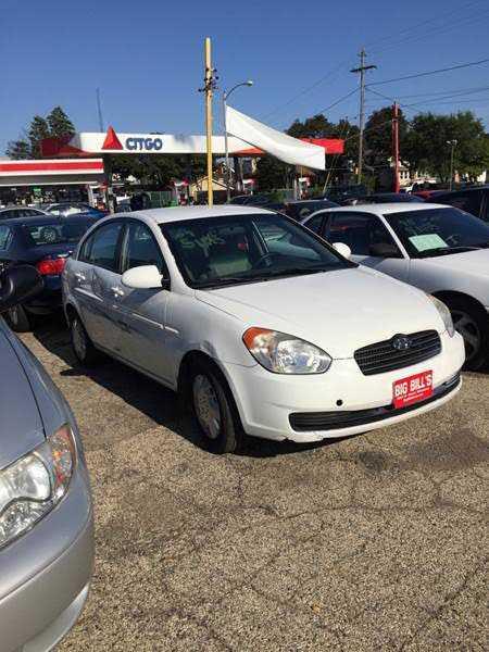 Hyundai Accent 2009 $1695.00 incacar.com