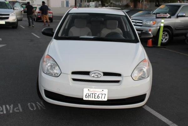Hyundai Accent 2009 $3590.00 incacar.com
