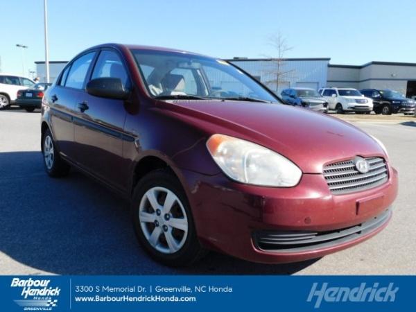 Hyundai Accent 2009 $3995.00 incacar.com