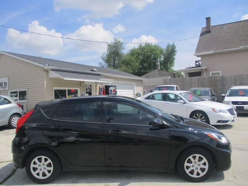 Hyundai Accent 2012 $3987.00 incacar.com