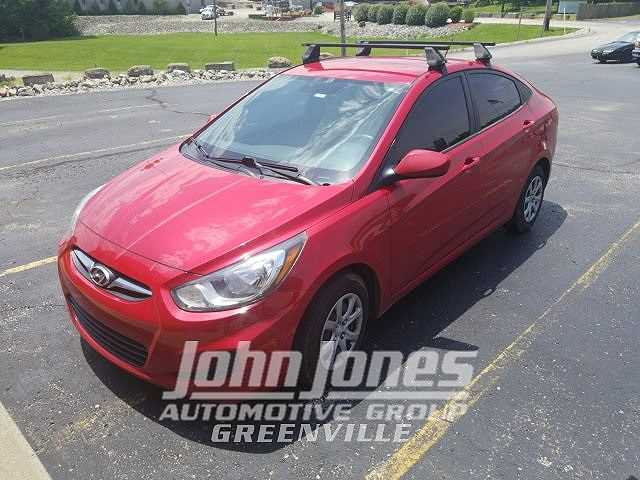 Hyundai Accent 2012 $3199.00 incacar.com
