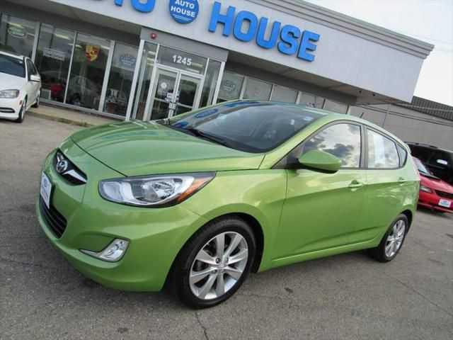 Hyundai Accent 2012 $7490.00 incacar.com