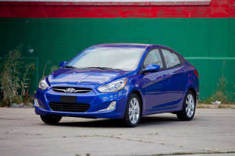 Hyundai Accent 2012 $4490.00 incacar.com