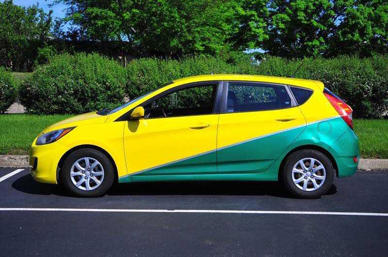 Hyundai Accent 2012 $2295.00 incacar.com