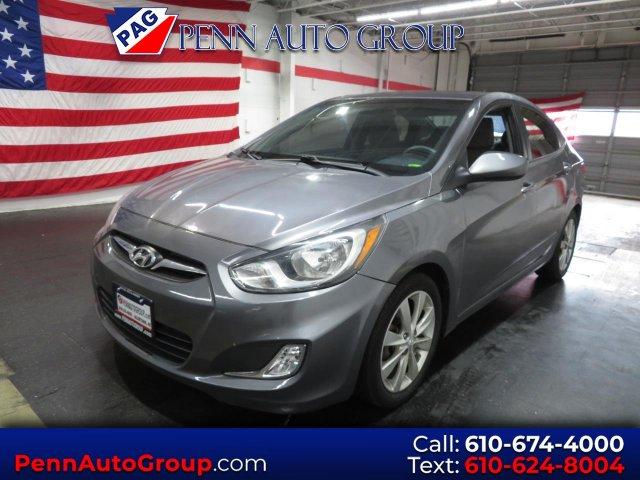 Hyundai Accent 2013 $7823.00 incacar.com