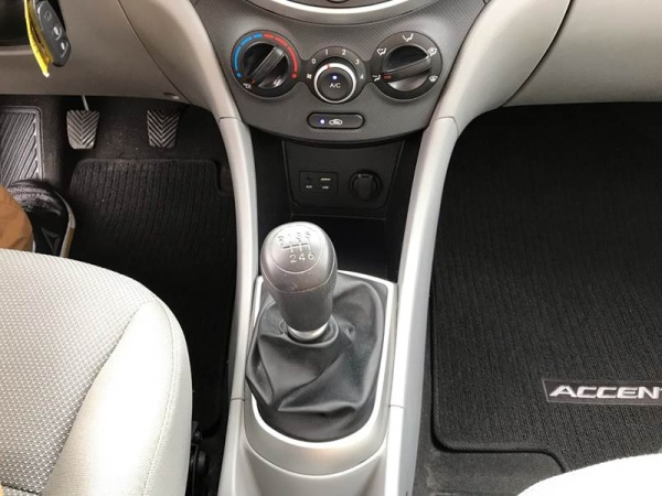 Hyundai Accent 2014 $7450.00 incacar.com