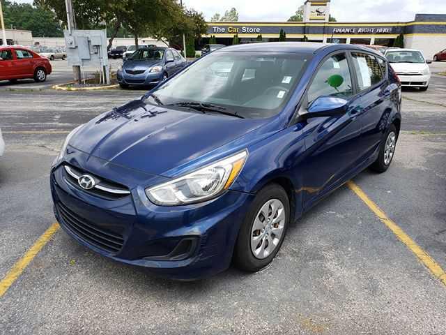Hyundai Accent 2015 $14996.00 incacar.com