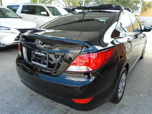 Hyundai Accent 2016 $5785.00 incacar.com