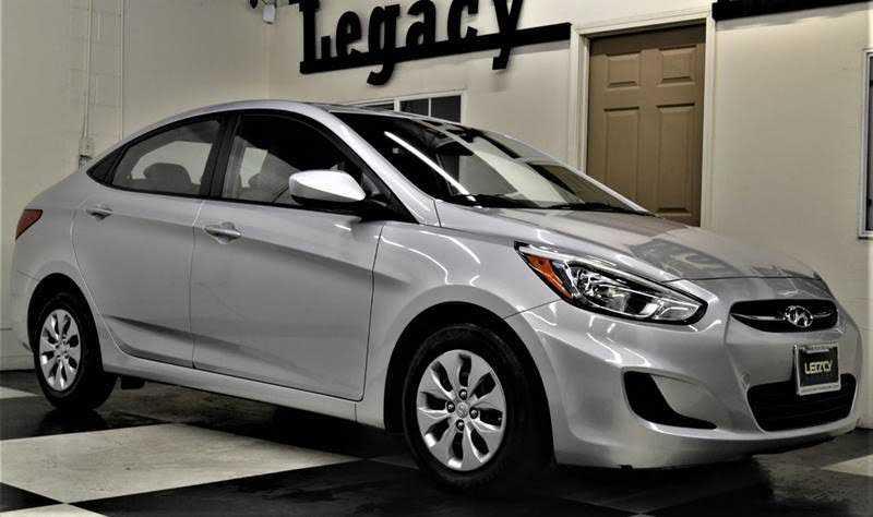 Hyundai Accent 2016 $8850.00 incacar.com