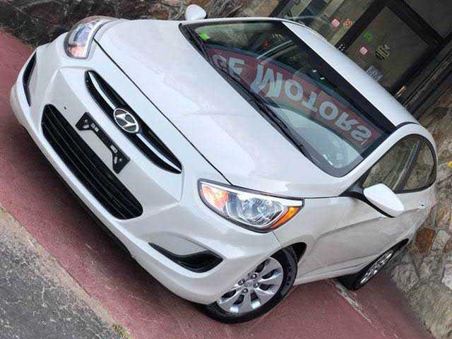 Hyundai Accent 2016 $5998.00 incacar.com