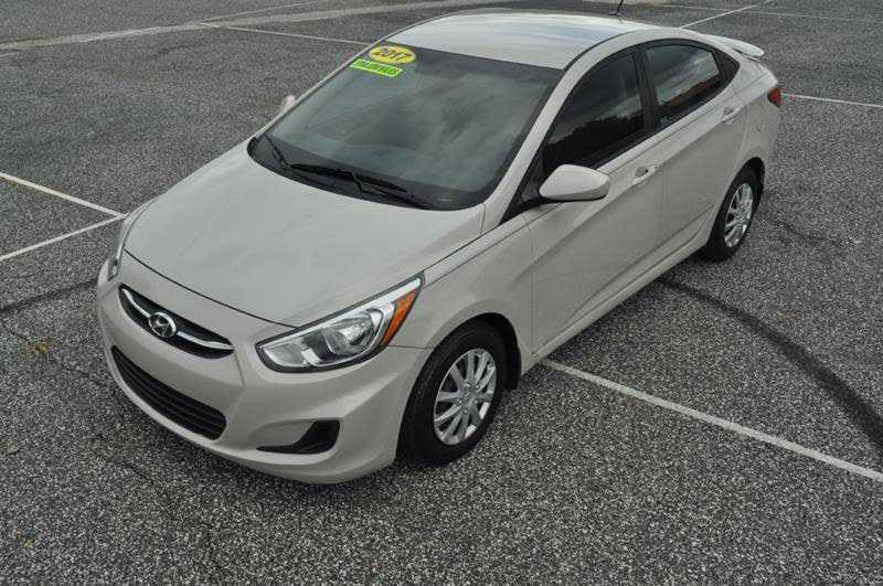 Hyundai Accent 2016 $6900.00 incacar.com