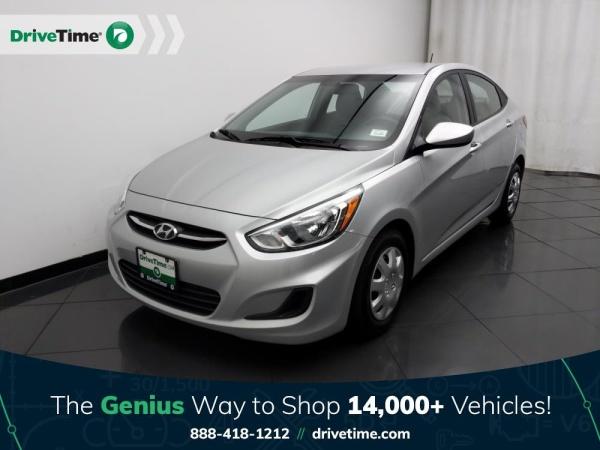 Hyundai Accent 2016 $9595.00 incacar.com