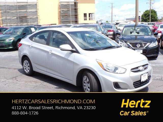 Hyundai Accent 2016 $8998.00 incacar.com