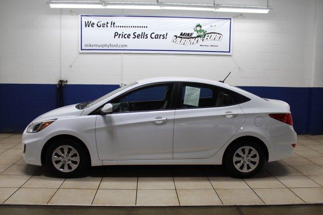 Hyundai Accent 2017 $12891.00 incacar.com
