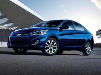 Hyundai Accent 2017 $9787.00 incacar.com