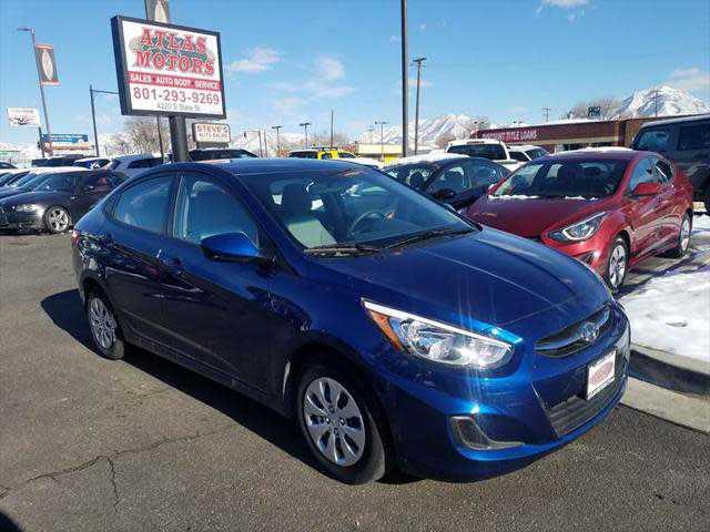 Hyundai Accent 2017 $8737.00 incacar.com
