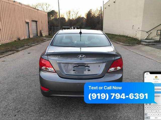 Hyundai Accent 2017 $8590.00 incacar.com