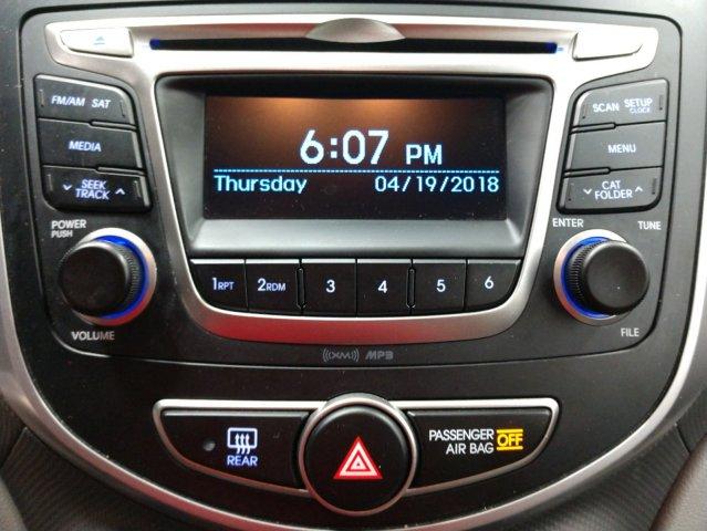 Hyundai Accent 2017 $10794.00 incacar.com