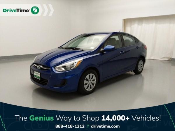 Hyundai Accent 2017 $9495.00 incacar.com