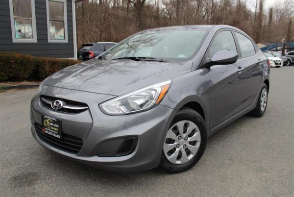 Hyundai Accent 2017 $9500.00 incacar.com