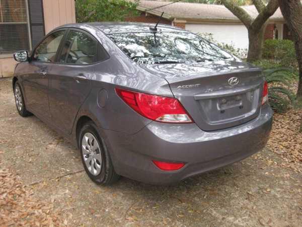 Hyundai Accent 2017 $9200.00 incacar.com