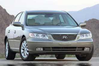 Hyundai Azera 2007 $1995.00 incacar.com