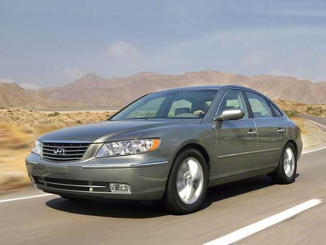 Hyundai Azera 2007 $7495.00 incacar.com