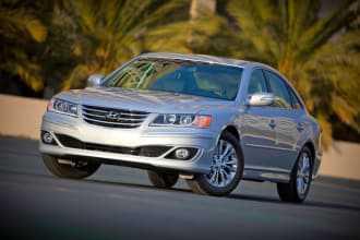 Hyundai Azera 2011 $6957.00 incacar.com