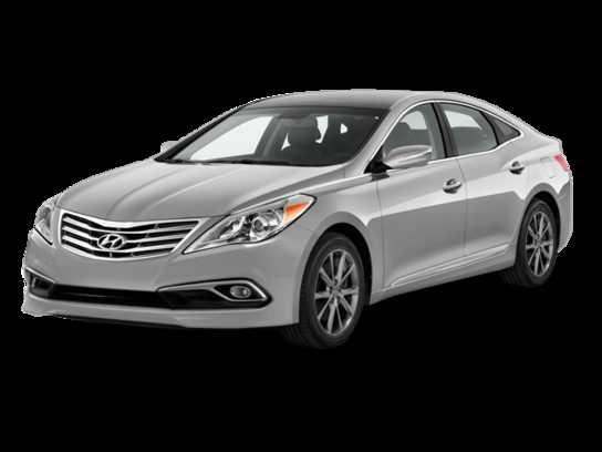 Hyundai Azera 2017 $40525.00 incacar.com