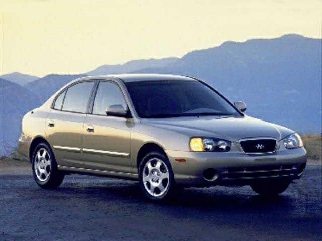 Hyundai Elantra 2001 $1000.00 incacar.com