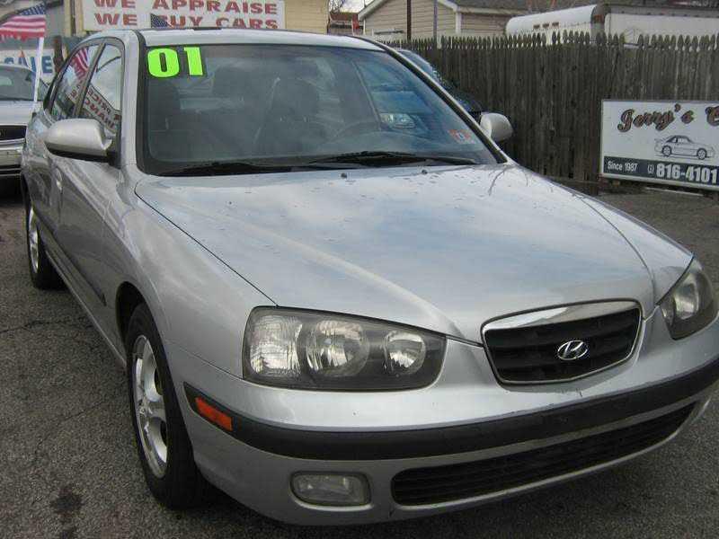 Hyundai Elantra 2001 $2850.00 incacar.com