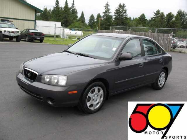 Hyundai Elantra 2002 $3495.00 incacar.com