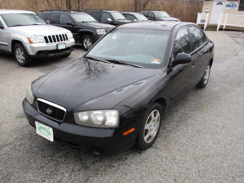 Hyundai Elantra 2003 $995.00 incacar.com